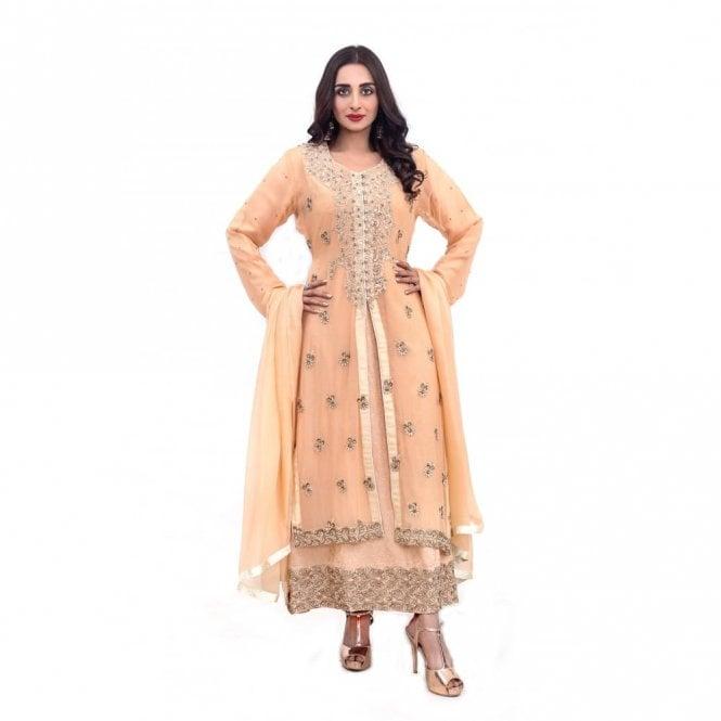 Churidar Long Dress Suit ML 11875