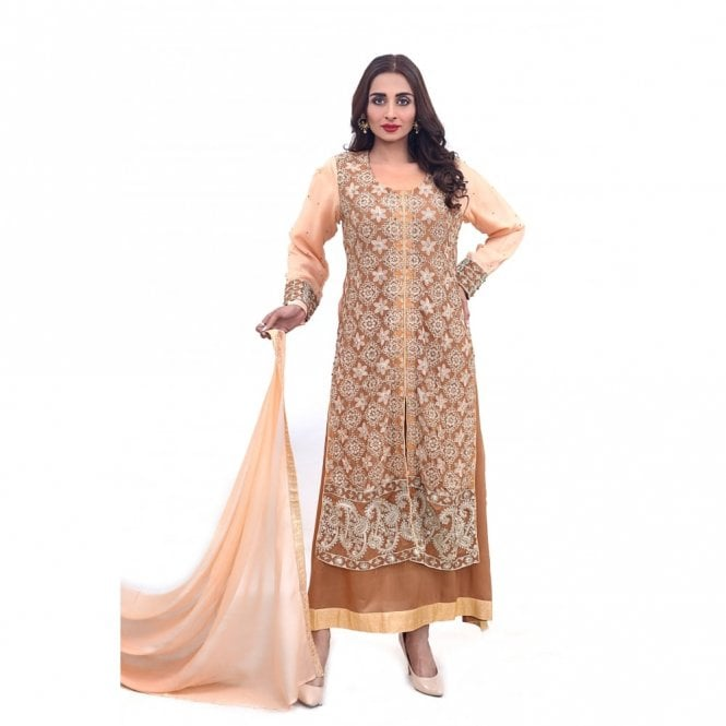Churidar Long Dress Suit ML 11881