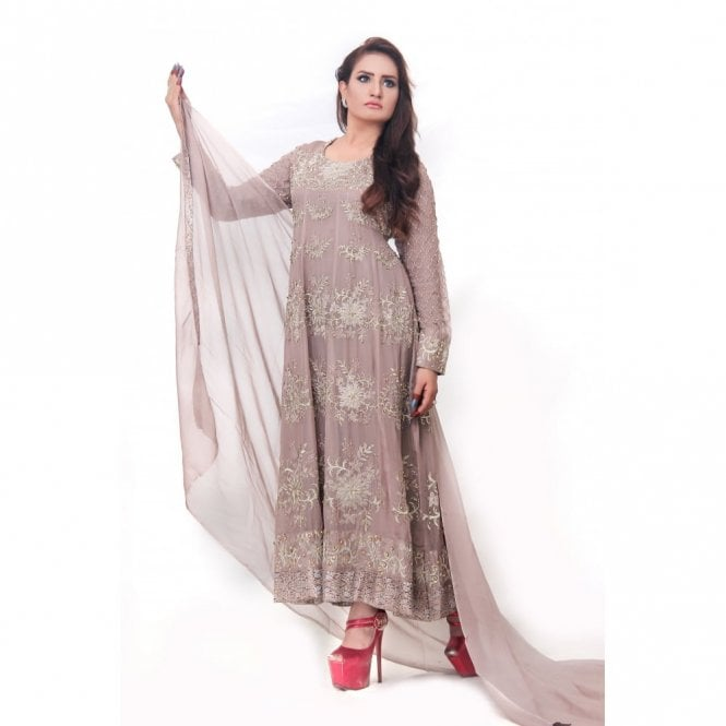 Churidar Long Dress Suit ML 11870