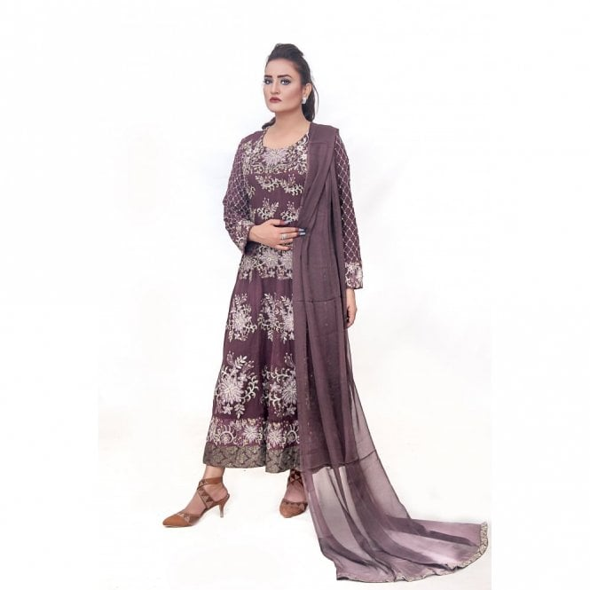 Churidar Long Dress Suit ML 11869