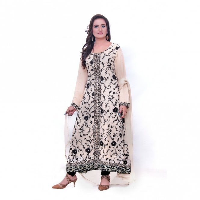 Churidar Long Dress Suit ML 11863