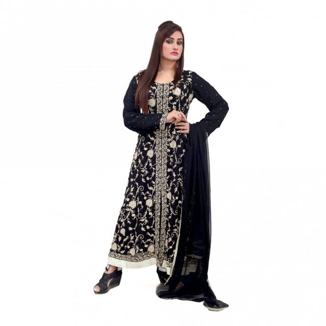 Churidar Long Dress Suit ML 11864