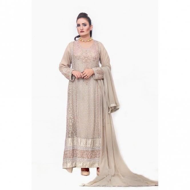 Churidar Long Dress Suit ML 11868