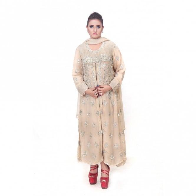 Churidar Long Dress Suit ML 11853