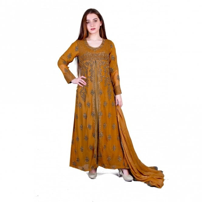 Churidar Long Dress Suit ML 11860