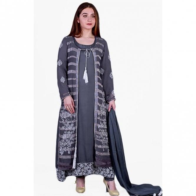 Churidar Long Dress Suit ML 11857