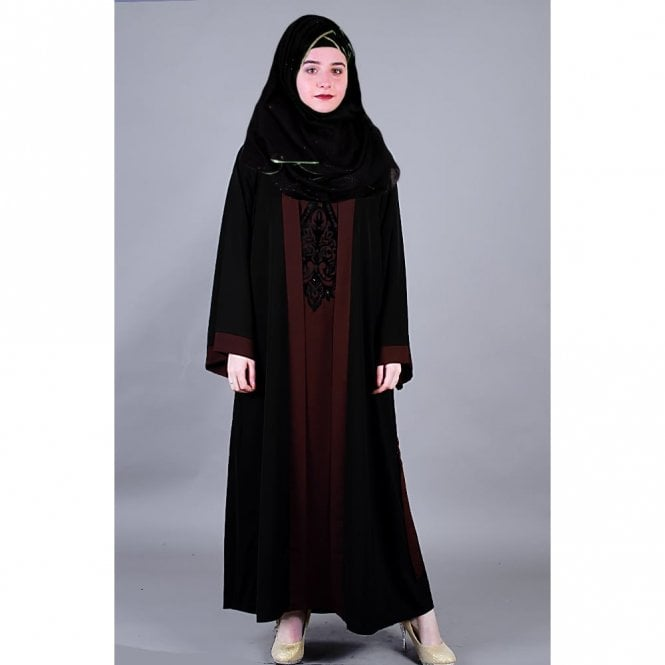 Jacket Style Abaya ML 31485