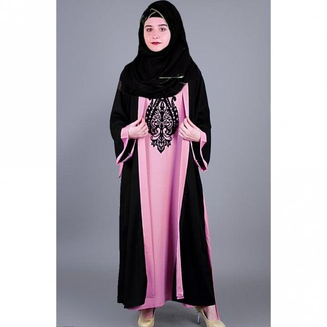 Jacket Style Abaya ML 31486