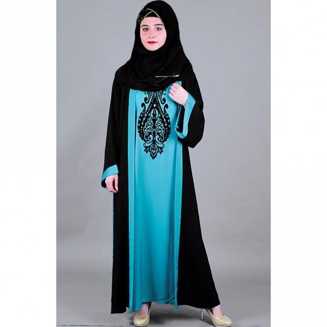 Jacket Style Abaya ML 31488
