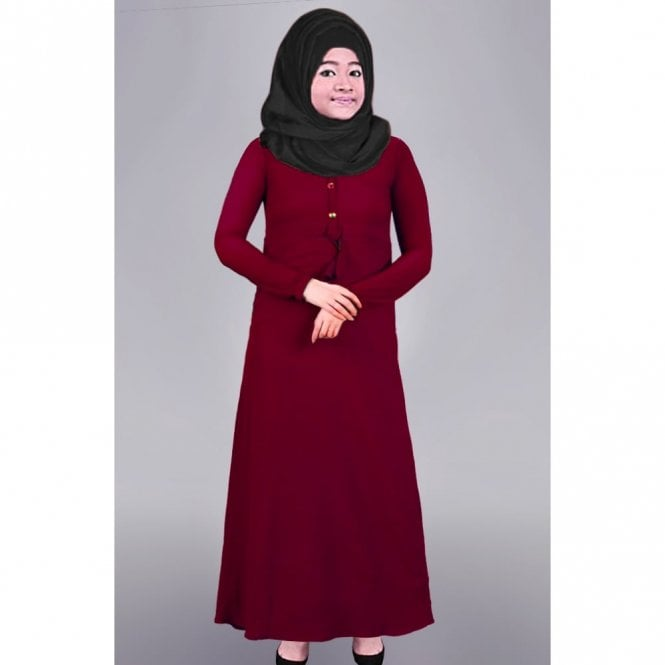 Children Abaya ML 31504