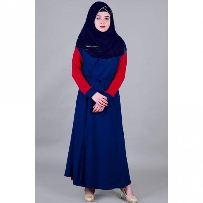 Jacket Style Abaya ML 31489