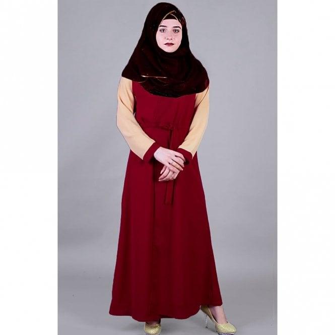 Jacket Style Abaya ML 31490