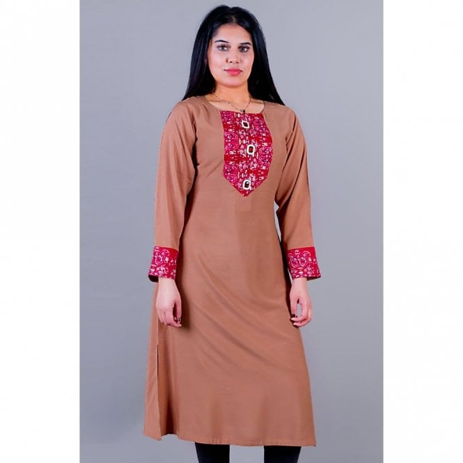 ML 12115 Ladies Kurta Top