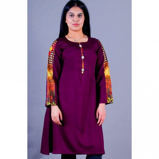 ML 12112 Ladies Kurta Top