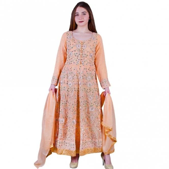 Churidar Long Dress Suit ML 11866