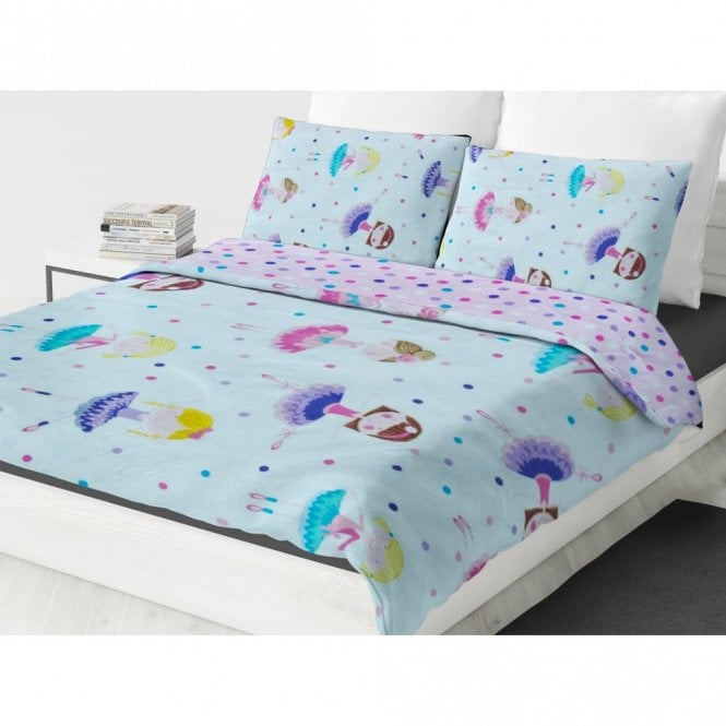 Duvet Set ML 6223 Reversible Double Duvet Set