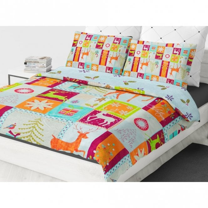 Duvet Set ML 6222 Reversible Double Duvet Set