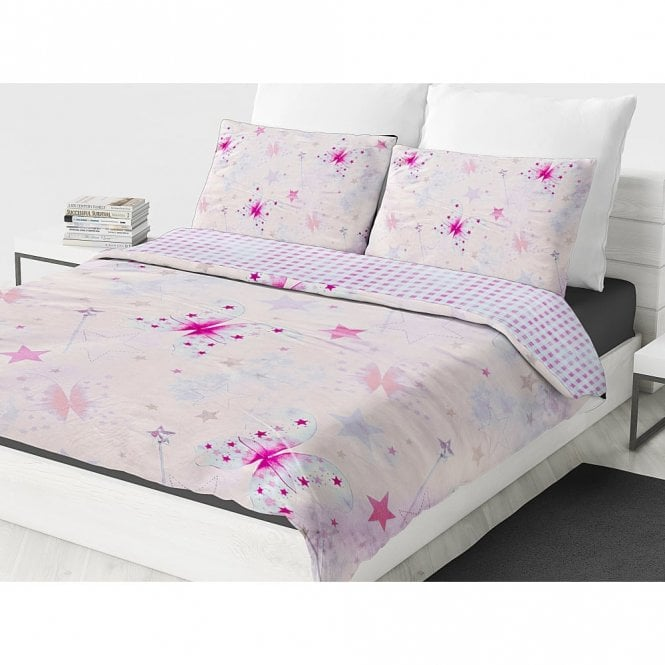 Duvet Set ML 6217 Reversible Single Duvet Set