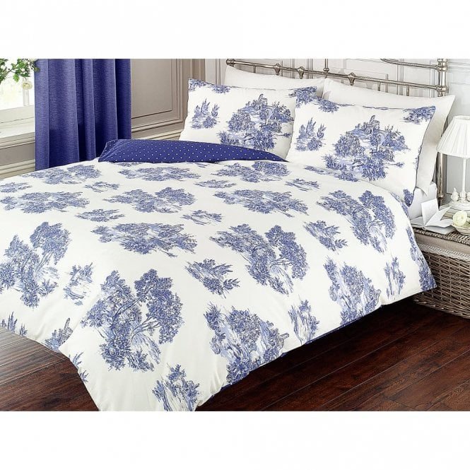 Duvet Set ML 6215 Reversible Single Duvet Set