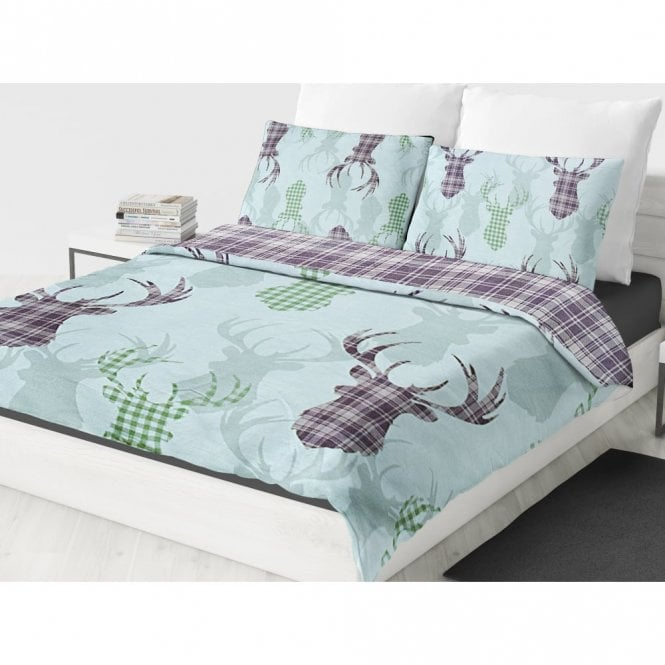 Duvet Set ML 6234 Reversible King Size Duvet Set
