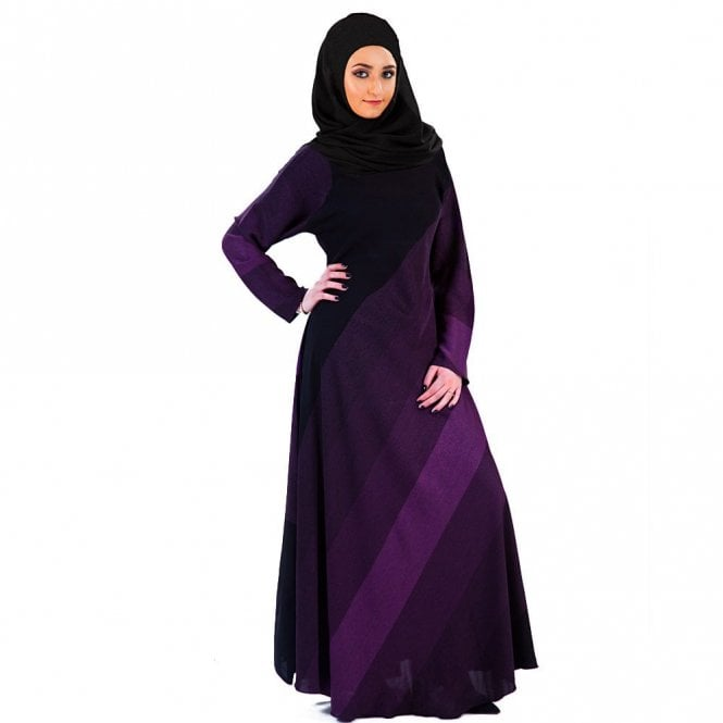 Umbrella Cut Abaya ML 31545