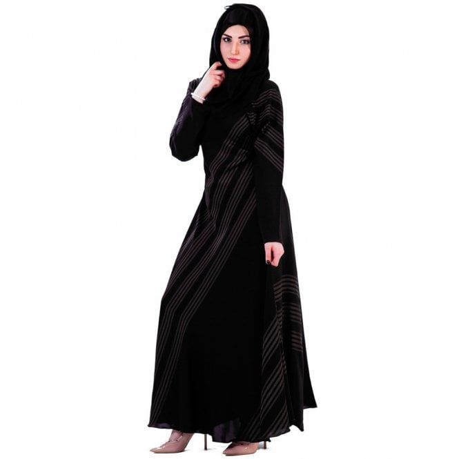 Umbrella Cut Abaya ML 31542
