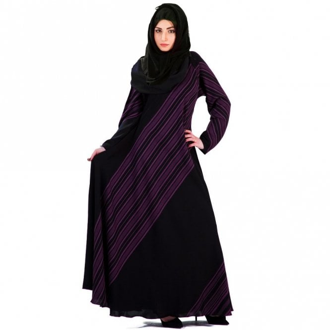 Umbrella Cut Abaya ML 31541