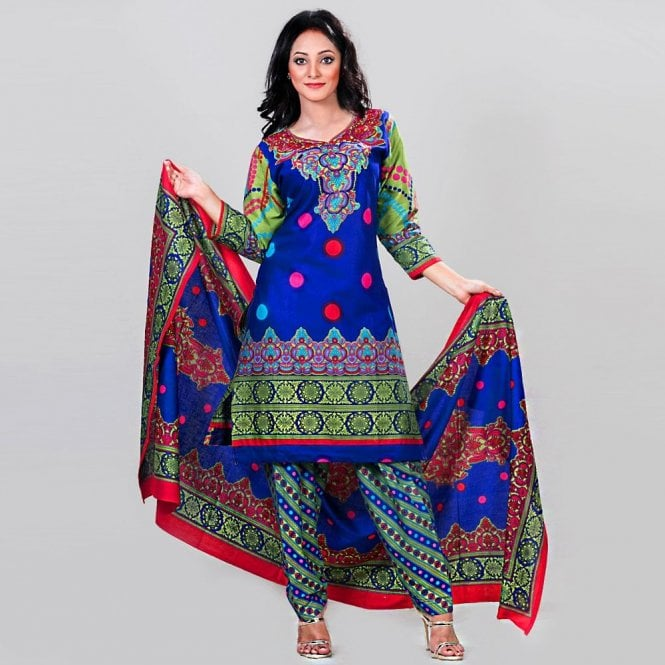 Salwar Suit ML 12234