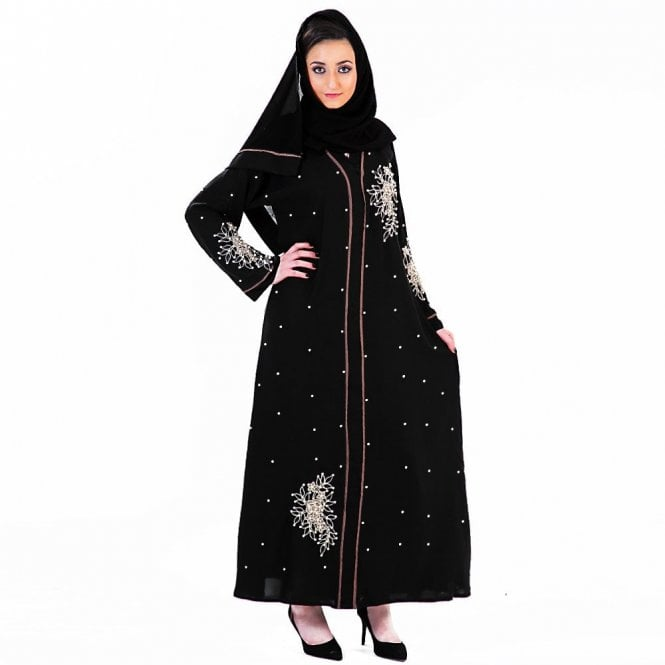 Umbrella Cut Abaya ML 31554