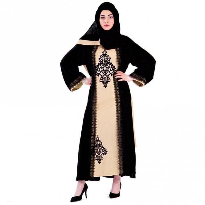 Jacket Style Abaya ML 31547