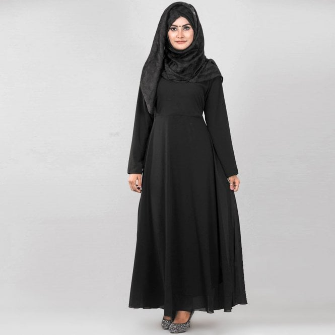 Umbrella Cut Abaya ML 31568
