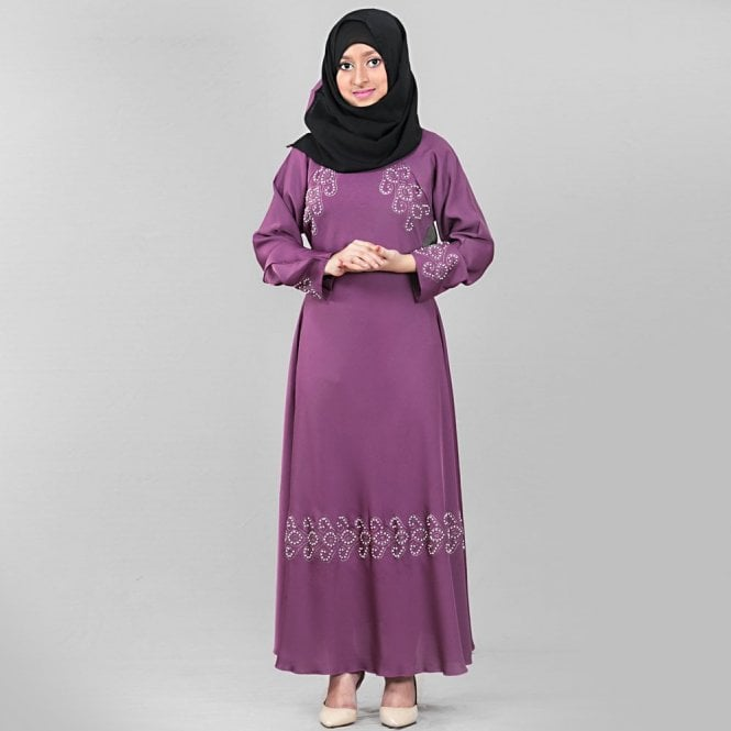 Children Abaya ML 31563