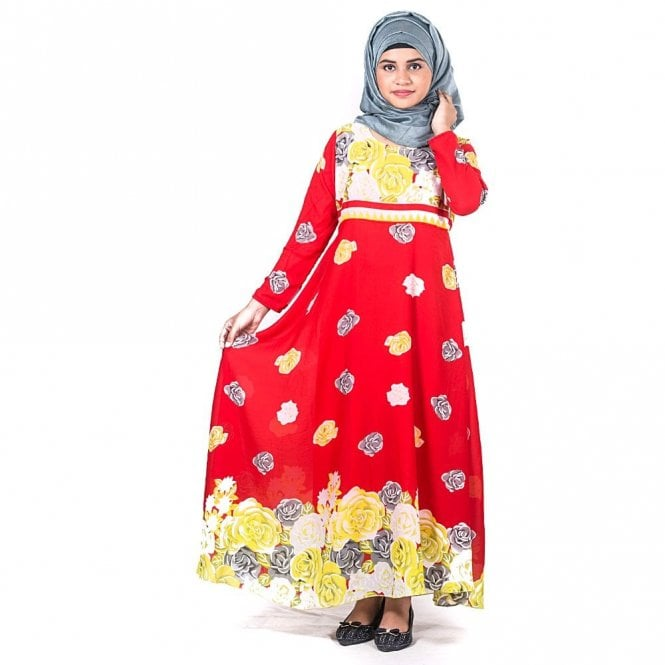 Children Abaya ML 31617