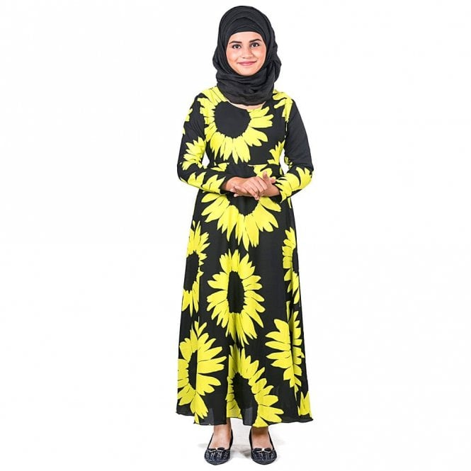 Children Abaya ML 31616