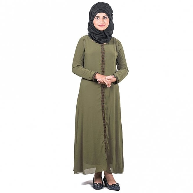 Children Abaya ML 31611