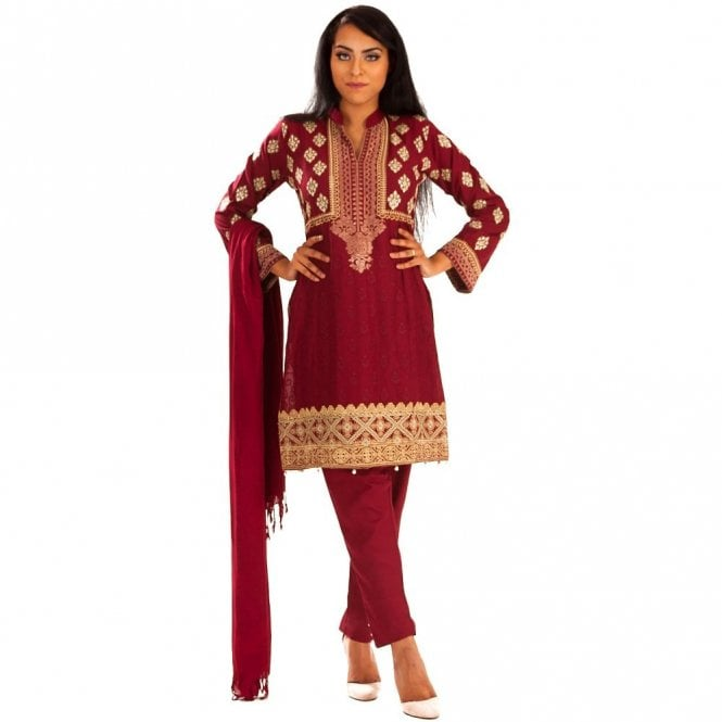 Salwar Suit ML 12461