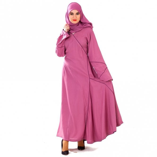 Umbrella Cut Abaya ML 31643