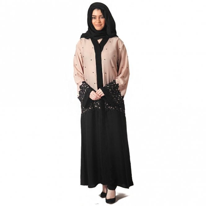 Umbrella Cut Abaya ML 31627