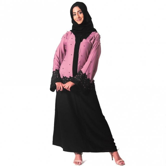 Umbrella Cut Abaya ML 31626