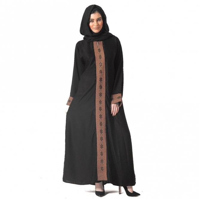 Umbrella Cut Abaya ML 31622