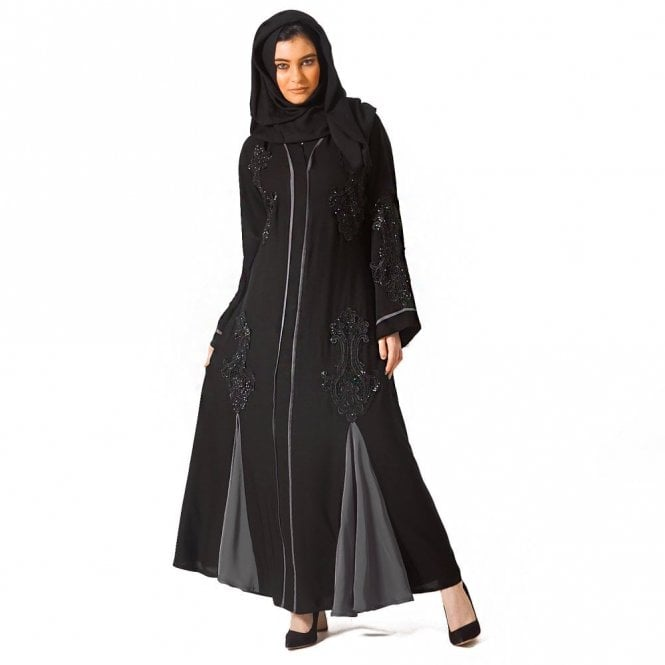 Umbrella Cut Abaya ML 31663