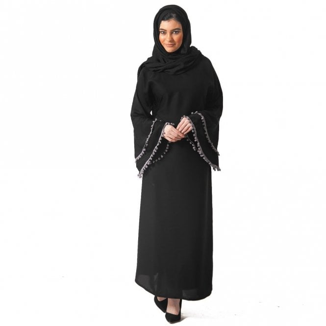 Umbrella Cut Abaya ML 31661