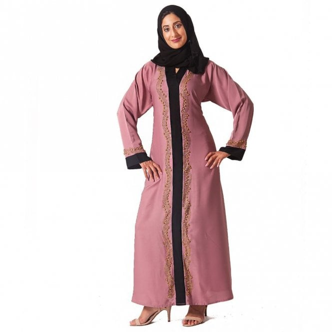Umbrella Cut Abaya ML 31657