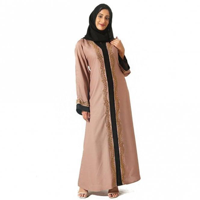 Umbrella Cut Abaya ML 31659