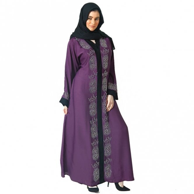 Umbrella Cut Abaya ML 31652