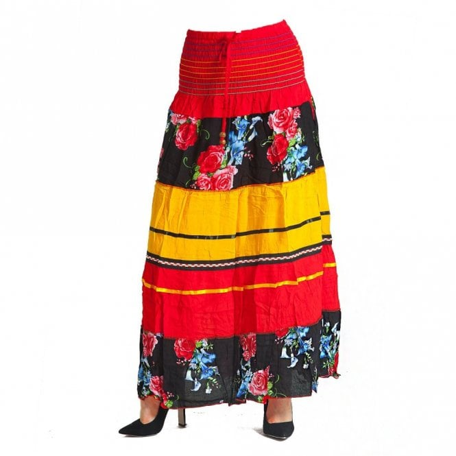 Cotton Long Skirt ML 06143