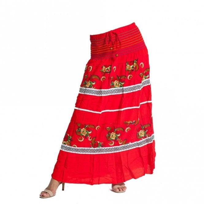 Cotton Long Skirt ML 06145