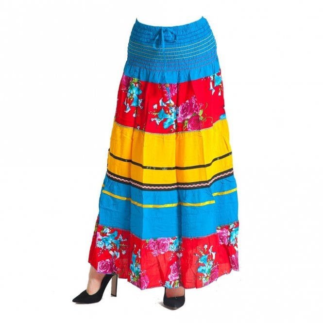 Cotton Long Skirt ML 06146