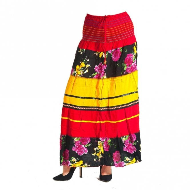 Cotton Long Skirt ML 06147