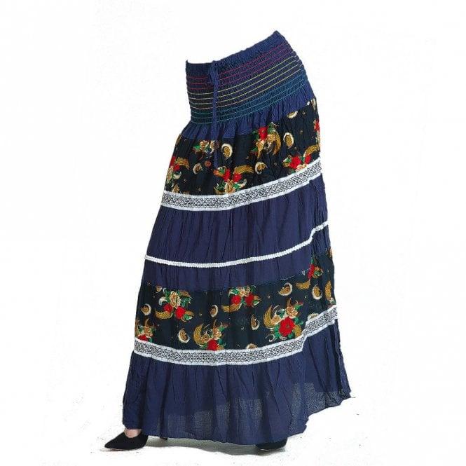 Cotton Long Skirt ML 06140